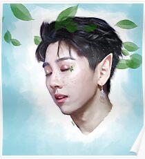 Fairy Taehyun Poster