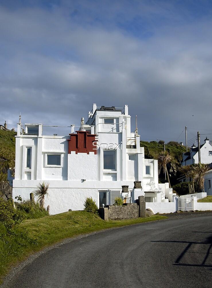Bendhu House, Ballintoy by Smaxi