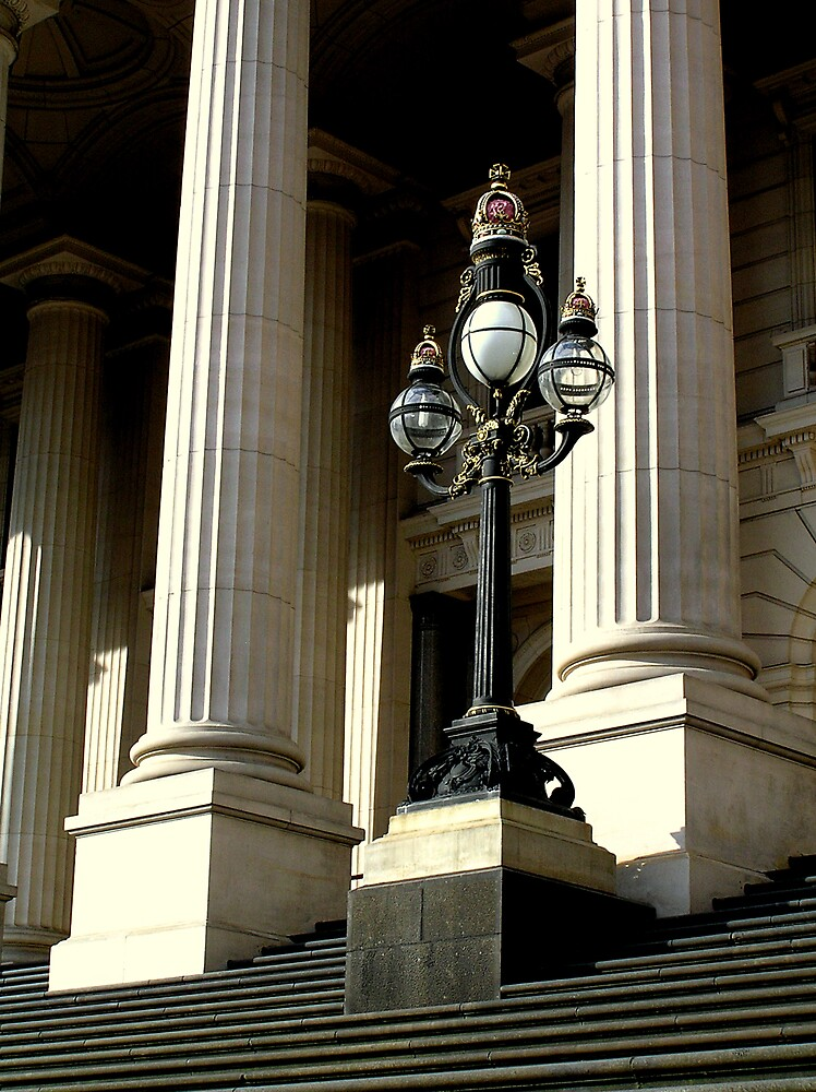 Parliment House, Victoria by Christopher Biggs