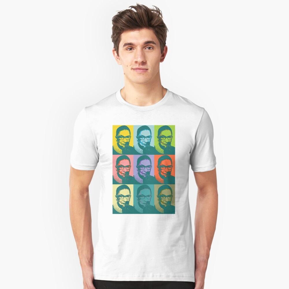 Notorious RBG for Spring Slim Fit T-Shirt