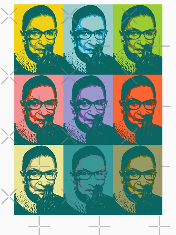 Notorious RBG for Spring by Thelittlelord
