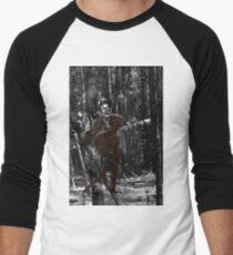 The Man Of The Woods Men's Baseball ¾ T-Shirt