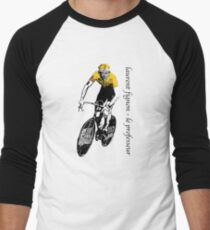 Le Tour: Laurent Fignon Men's Baseball ¾ T-Shirt