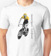 Le Tour: Laurent Fignon Unisex T-Shirt