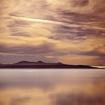 Antelope Island, Utah by macduffstudio