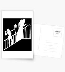 Buffy VS Orlok II! Postcards