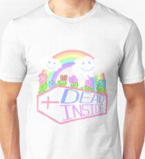 Dead Inside Kawaii Perky Goth Design Unisex T-Shirt