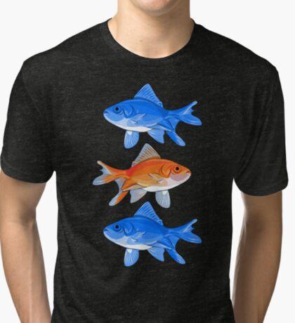Against the Current Tri-blend T-Shirt
