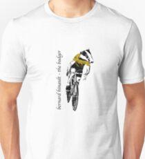 Le Tour: Bernard Hinault Unisex T-Shirt