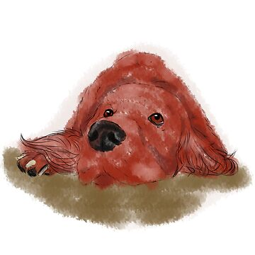Irish Setter by Farsketched