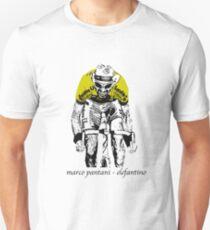 Le Tour: Marco Pantani Unisex T-Shirt