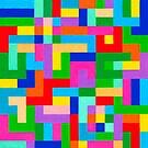 COLOR SPLENDOR by RainbowArt