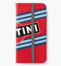 Williams Martini Racing 77 iphone case