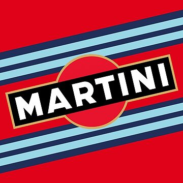 Martini Racing inclined by JRLdesign