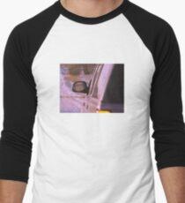 Louis Theroux Reflexion Baseballshirt mit 3/4-Arm