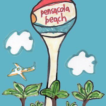 Pensacola Beach by PositiveAutism