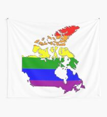 Canada Pride! Wall Tapestry