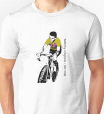 Le Tour: Tommy Simpson Unisex T-Shirt