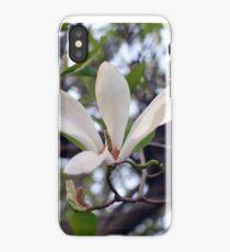 Magnolia flower | Photo iPhone Case