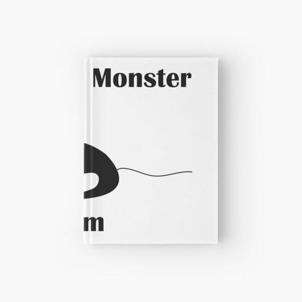 Loch Ness Monster Mom Funny Hardcover Journal