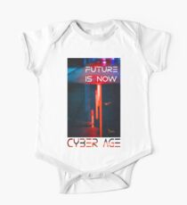 Future Is Now | Cyber Age One Piece - Short Sleeve