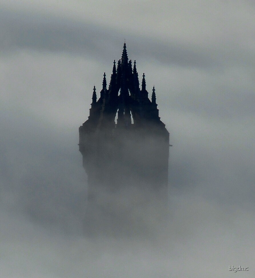 wallace monument by bigdmc