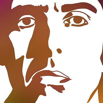 Liam Gallagher by iRussJ