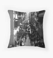 The Eternal City Throw Pillow