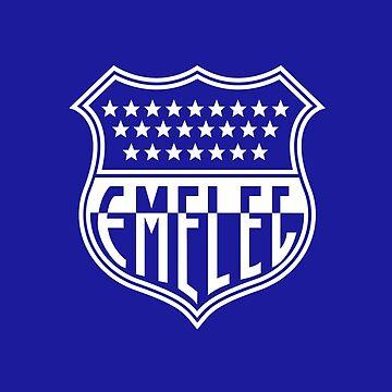 Club Sport Emelec El Ballet Azul  by o2creativeNY