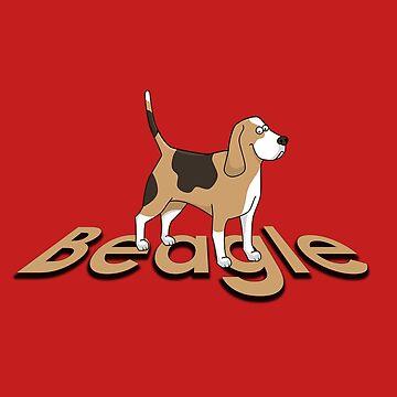 Beagle by deanworld