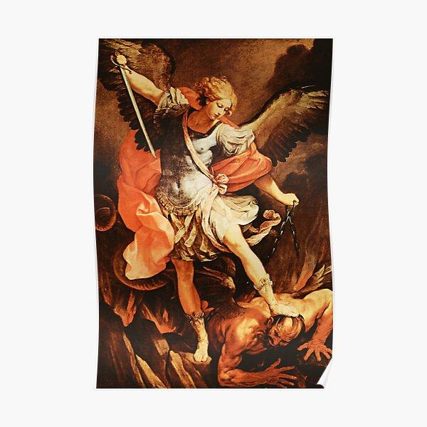 St. Michael Archangel Poster