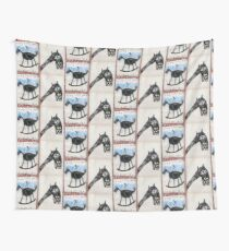Mon Petit Cheval Wall Tapestry
