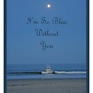 Blue Without You by Judi FitzPatrick