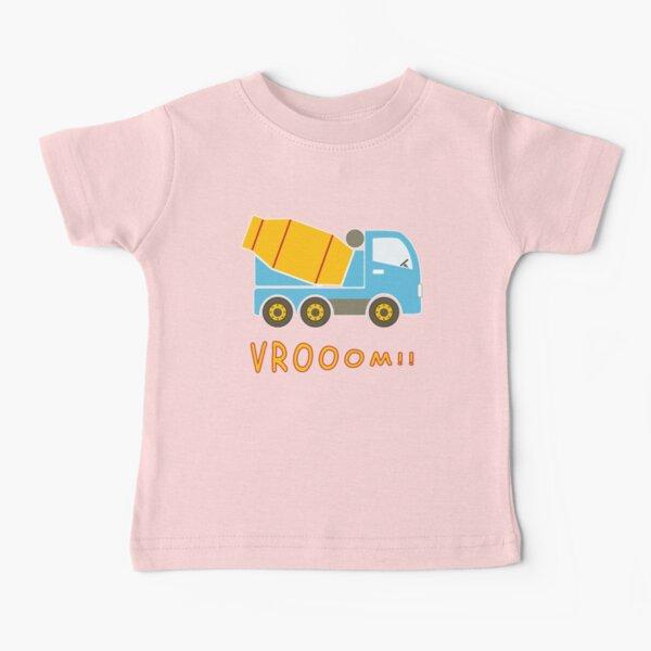 Cement mixer truck Baby T-Shirt