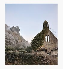 old logie kirk Photographic Print