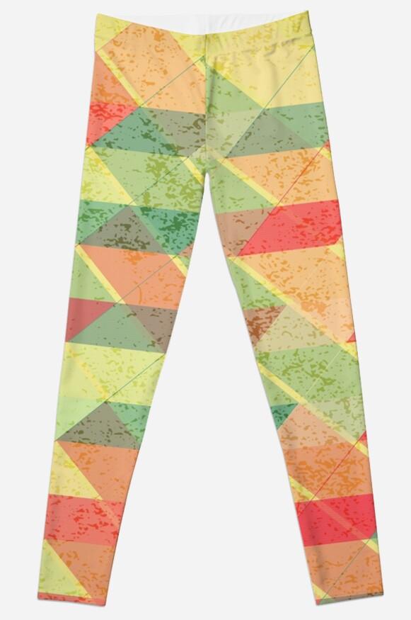 Triangles pattern by Gaspar Avila