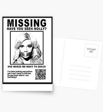 Have You Seen Molly? Postcards