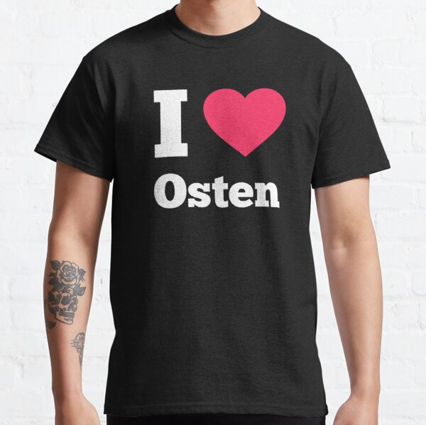 I love the East I love Classic T-Shirt