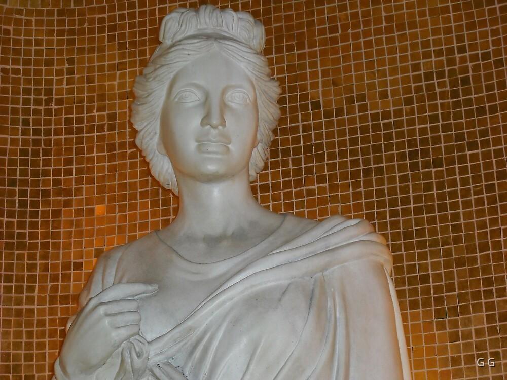 Caesar's Girlfriend by G G