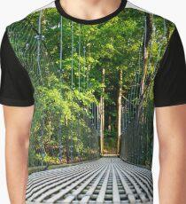 Hanging Bridge Graphic T-Shirt