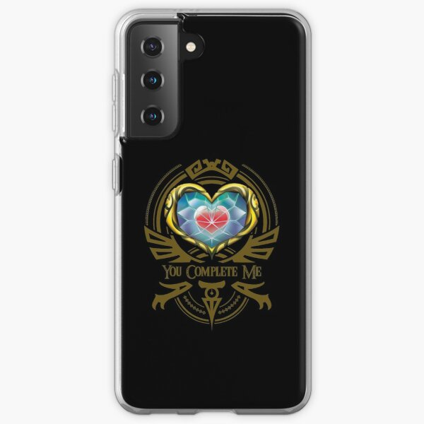 You Complete Me Samsung Galaxy Soft Case
