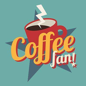 Coffee Fan by Dellan
