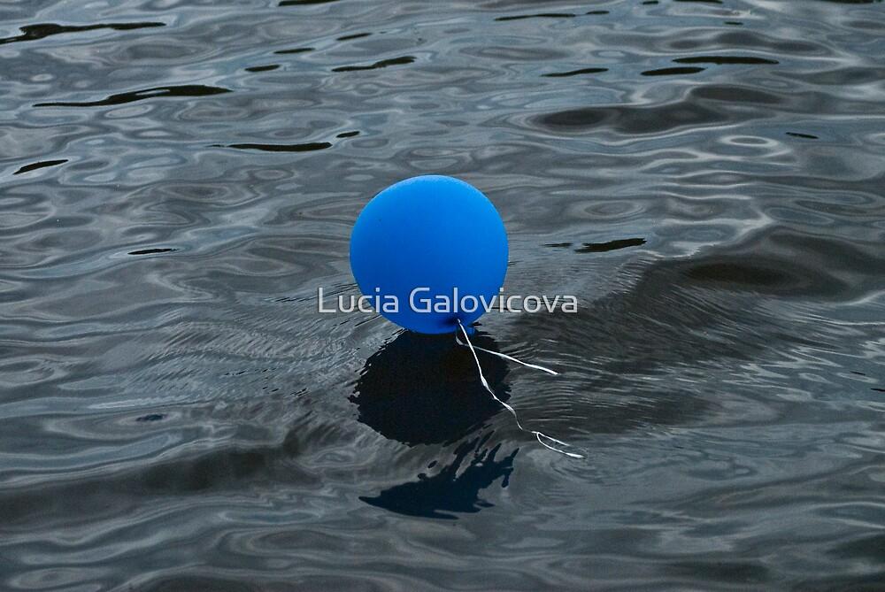 Balloon by Lucia Galovicova