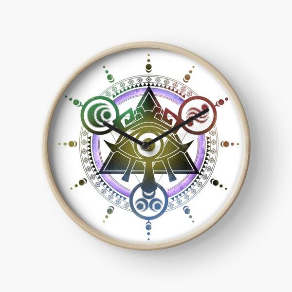 All Seeing Eye Clock
