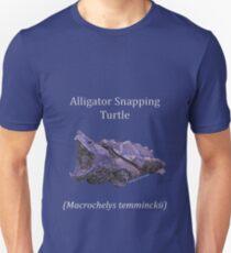 Alligator Snapping Turtle Unisex T-Shirt