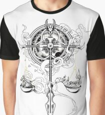 Scales of Anubis Graphic T-Shirt