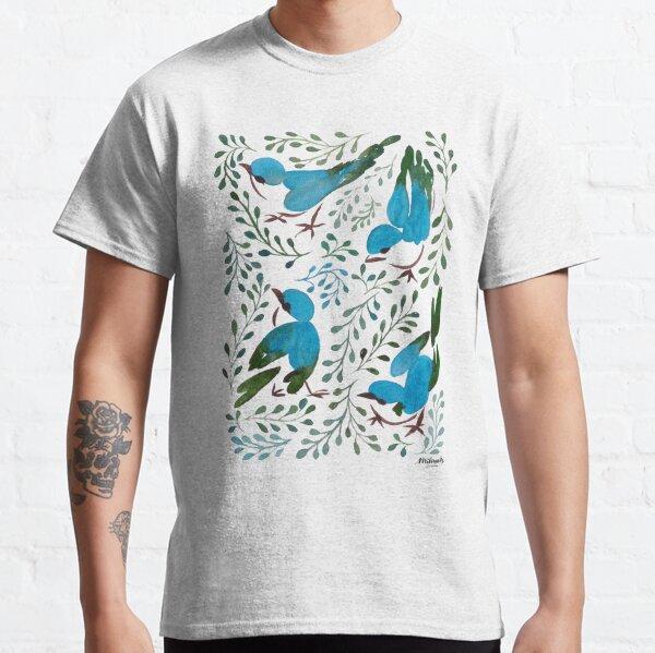 Birds in summer Classic T-Shirt