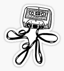 Cassette Boy Sticker