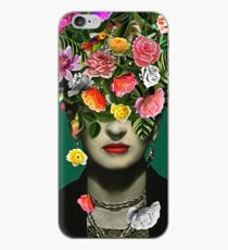 new frida kahlo series iPhone Case