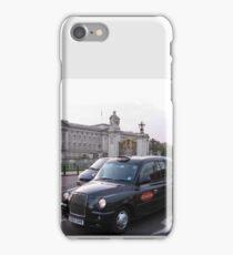 LONDON TAXI iPhone Case/Skin